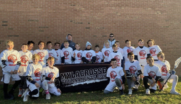 2027 Rage Mustang Lax Classic