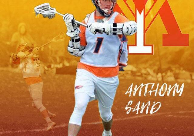 Anthony Sand to VMI